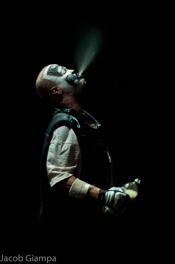 Insane Clown Posse Potluck Kung Fu Vampire Emerald