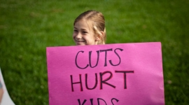 cuts hurt kids