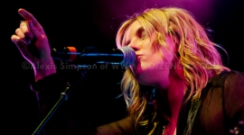 Grace Potter and the Nocturnals Perform in Michigan