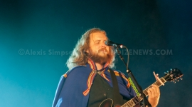 My Morning Jacket Performs in Michigan