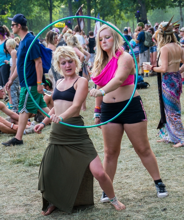 Electric Forest Festival 2014