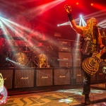 Black Label Society performs in Michiga