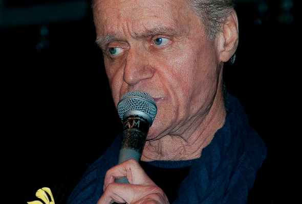Kim Fowley Performs in Detroit