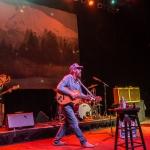 JOHN MCCREA of Cake performs at the Detroit Fillmore in Michigan.