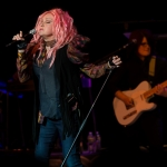 CYNDI LAUPER performs at The Michigan Theater in Ann Arbor, MI.